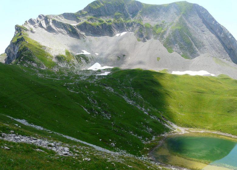 Randonnée au Lac du Charvin – Haute-Savoie