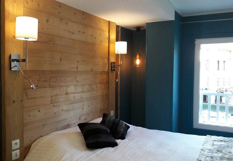 Chambre – Hôtel du Midi – Thônes – Vacances – Haute-Savoie