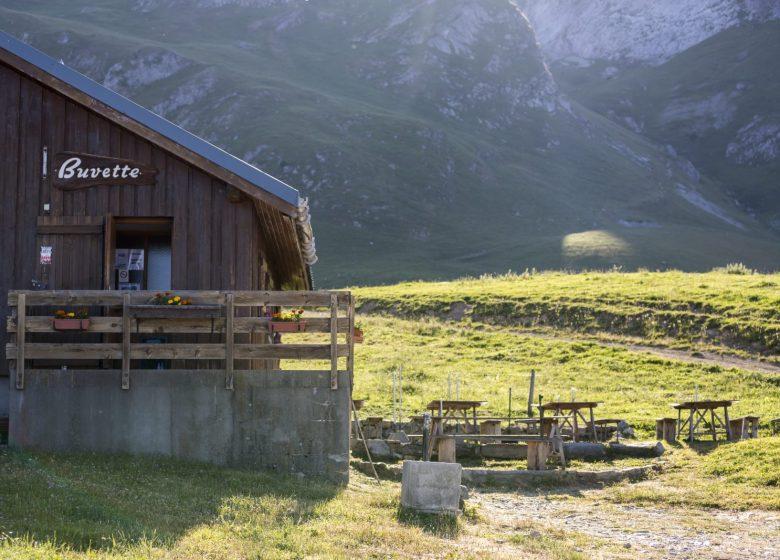 Visite de ferme du GAEC le Vent des Cimes – Haute-Savoie