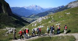 Randonnée en moyenne montagne