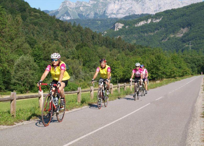 Cyclos de la Vallée de Thônes
