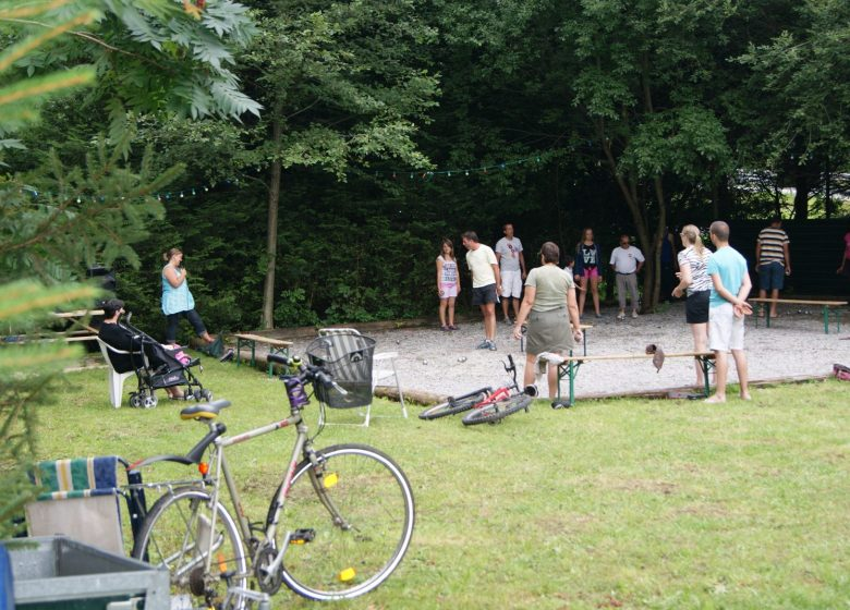 Camping du Lachat