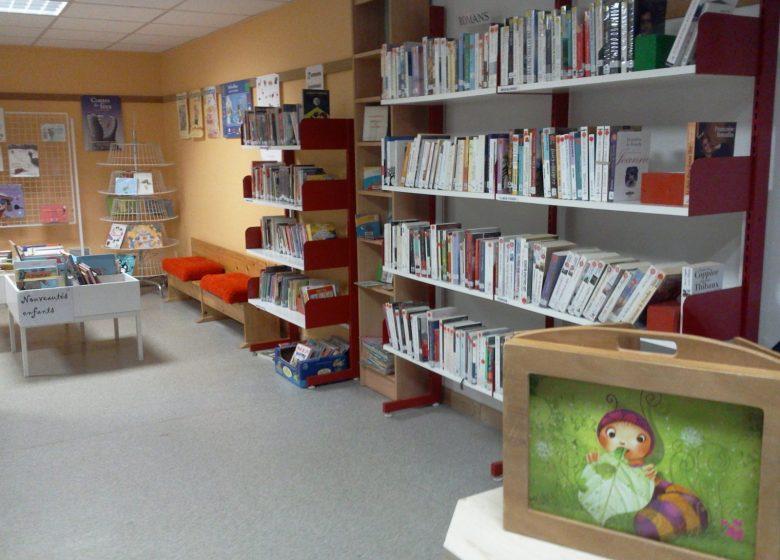 Bibliothèque des Villards sur Thônes