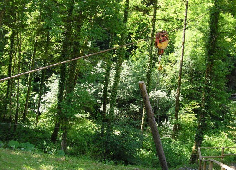 Ecomusée du bois et de la forêt – Montremont – Thônes