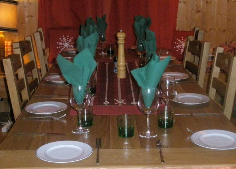 Chambres d'hôtes Les Chouettes à Thônes