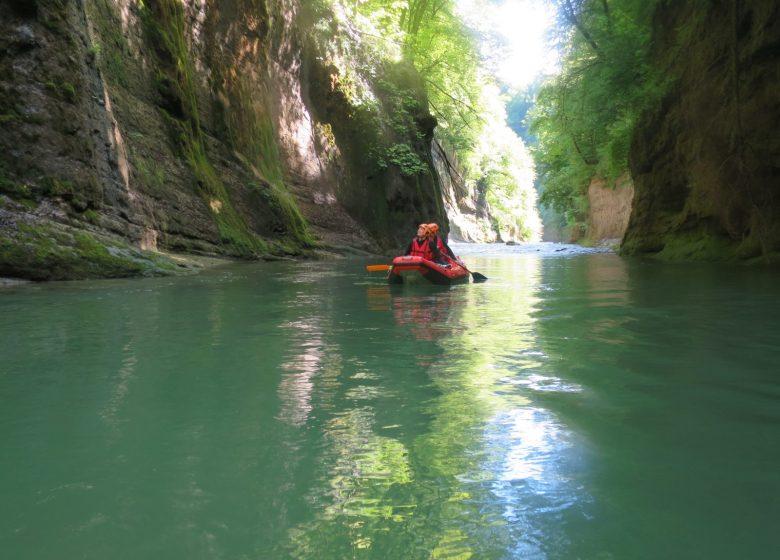 Canoe Chéran