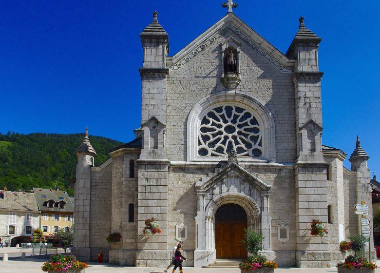 Eglise Saint Maurice Thônes
