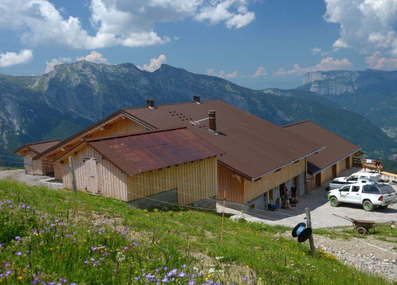 L'Alpage-école de Grande Montagne