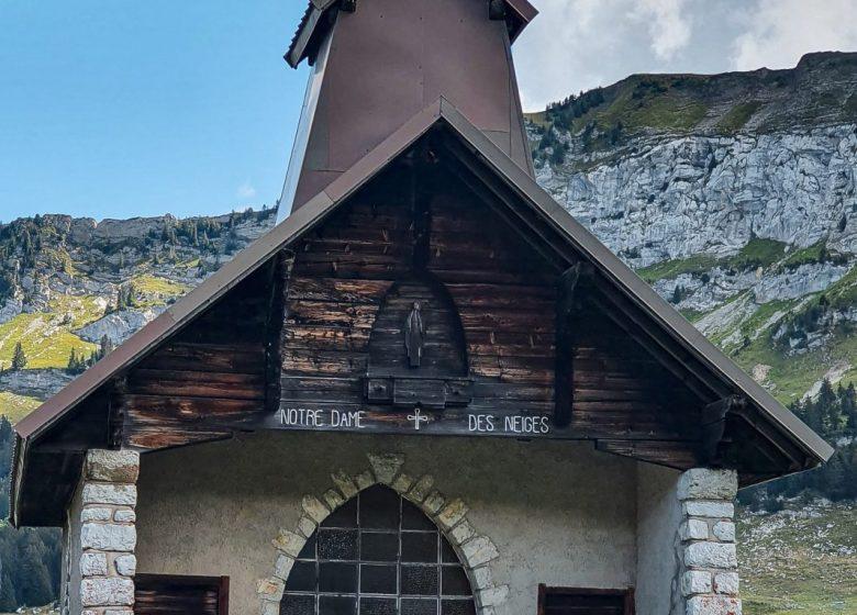 Chapelle Notre Dame des Neiges- Glières