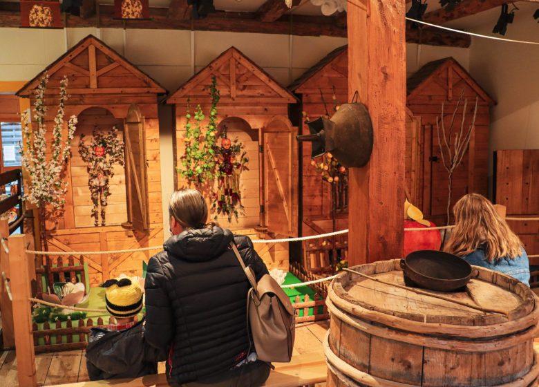 Maison de la pomme et du Biscantin