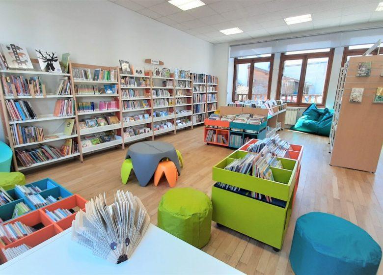 Bibliothèque Alex