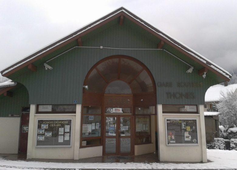 Gare routière Thônes