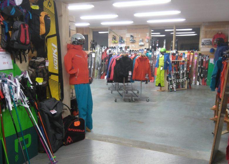 Vêtements et location