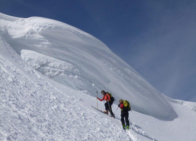 Ski de randonnée Haute-Savoie
